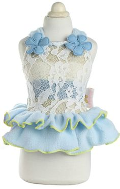 MaruPet Fashion Sweet Autumn/Winte Doggie Hollow Lace Princess Skirt Pet Dog Lace Cake Camisole Tutu Dress with Flower for Teddy, Chihuahua, Shih Tzu, Yorkshire Terriers, MalteseDog Pink XS *** Additional details found at the image link  : Christmas Presents for Cats