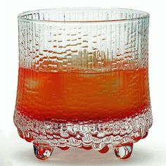 iittala Ultima Thule Set of Two 9 5 Oz Double Old Fashioned Glasses Leather Furniture, Modern Furniture, Modern Rustic, All Modern, Types Of Cocktails, Cocktail Glassware, Dining Ware, Old Fashioned Glass, Scandinavian Style