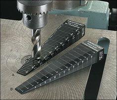 Veritas® Tapered Gauges - Lee Valley Tools