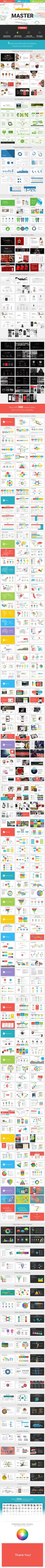 Master PowerPoint Template Professional Pack - PowerPoint Templates Presentation Templates