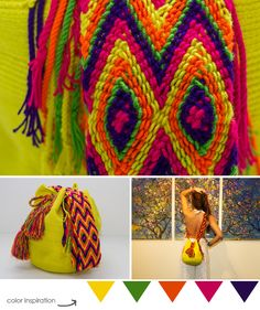 La Mochi, Colorful Handmade Bags | Live Colorful