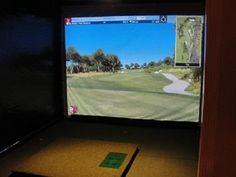 Spectrum Golf Impact Screen Hanging Model Poly 108 x 144 Seamless-Triple Hemmed Home Golf Simulator, Indoor Golf Simulator, Golf Swing Analyzer, Upper Back Muscles, Golf Gps Watch, Golf Apps, Golf Instructors, Golf Simulators, Golf Exercises