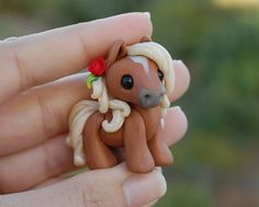 Whimsical Tiny pony 2016