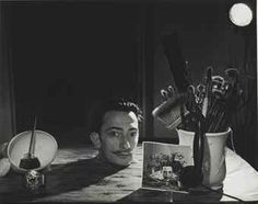 Dali by Philippe Halsman, 1943