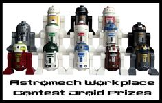 Lego Droid - gotto have them all :D