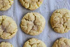 Biscuits snickerdoodle – Savourer par Geneviève O'Gleman Biscuits Végétaliens, Vegan Biscuits, Dessert Simple, Orange Crush, World Recipes, Beignets, Egg Free, Easy Desserts