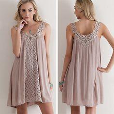 How To Make Clothes, Diy Clothes, Clothes For Women, Crochet Blouse, Crochet Lace, Curvy Fashion, Boho Fashion, Bohemian Style Dresses, Mint Dress