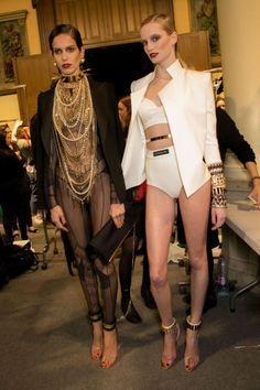 Maud Welzen - Alexandre Vauthier Haute Couture S/S 2014