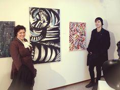 Erik Strauss e Carla Isabella Simioni @ Mostra Piranesi, 2014