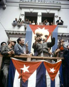 vintage everyday: Cuban Revolution in Color Photos, January 1959