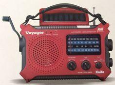 Radio slimline am//fm headphones earthquake survival emergency tactical disaster