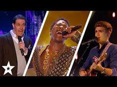 Judges Cuts Week 2 | Part 2 | Yoli Mayor, Steven Scott and MORE!! | America's Got Talent 2017 - YouTube