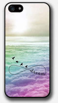 Iphone Case  Very inspiring case!!! Dream big and don't let people stop you including yourself