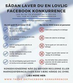 Oversigt over Facebooks konkurrence regler 2016