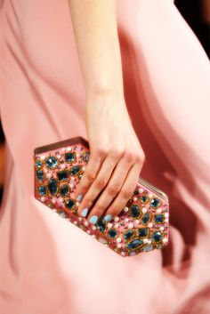 oscar dela renta #pink