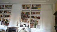 arch Michela Pasquarelli - Design of wood bookcase Bookcase, Arch, Shelves, House Design, Wood, Home Decor, Longbow, Shelving, Decoration Home