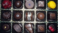 Choclatique on the West side - order online and either have it shipped or schedule a time to pick up. Unique chocolate pairings, special collections, and a create-your-own-box feature! Read more on The Chocolate Tourist blog.