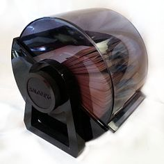 Rolodex v535j business card organizer black vintage v file desk rolodex drf 24c rotary business card organizer black vintage file o113 colourmoves