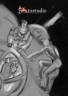 #supervivientes #buoh #enproceso #elbuoh  #boskencantado  #boskestudio #art #illustration  #draw #picture #artist #sketch #sketchbook #yer #instagramart #ilustraçao #ilustradores #ilustracion #ilustration #draw #drawing #art #artist #artwork  #inspiration #design #ilustración #ilustrators #escuadrondominio
