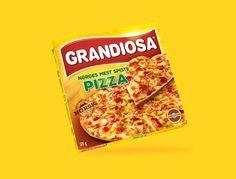 Pizza Grandiosa / Orkla Foods