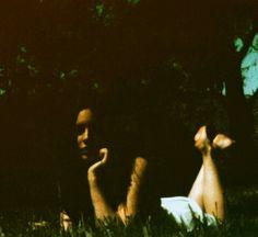 Lana Del Rey by Neil Krug for Ultraviolet White #LDR