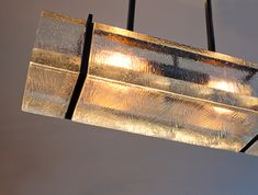 TROUGH LIGHT--Another view of the Allison Berger light (Holly Hunt Design) 2 of these over the lg black market table? Interior Lighting, Interior Styling, Lighting Design, Ceiling Fixtures, Light Fixtures, Pendant Lighting, Chandelier, Market Table, Holly Hunt