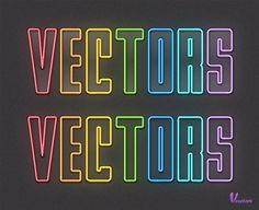 Quick Tip: How to Create Colorful Neon Text with Adobe Illustrator (via a href=http://vector.tutsplus.com/tutorials/text-effects/quick-tip-how-to-create-colorful-neon-text-with-adobe-illustrator/vector.tutsplus.com/a)