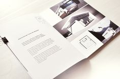 ARCHITECT'S PORTFOLIO by Alina Rybacka-Gruszczyńska, via Behance