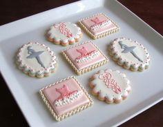 Ballet Cookies | SugarBliss Cookies: SugarBliss Ballet