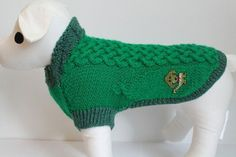 HAND MADE, sweater for dog