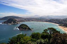 San Sebastián, España...want to go here soo badly.