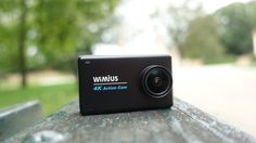 "WiMiUS L3 4K Action Camera Review with huge 2.45"" touch screen. How did the L3 action camera behave? Everything you find in this review..."