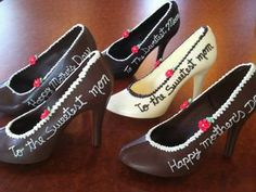 Chocolate Shoes from Schakolad...