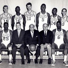 1966 Boston Celtics - NBA Champions
