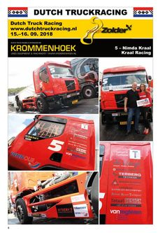World Truck Racing Promotion - online magazine ( Used Equipment, Sale Promotion, Social Media Marketing, Dutch, Racing, Trucks, World, Running, Dutch Language
