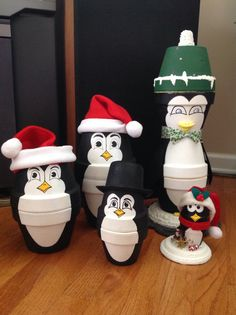 Penguin Pot Peep FamilyPenguin Pot Peep Family 40 Pretty Paper Flower Crafts, Tutorials & Ideas What could be more lovely than flowers in bloom? Why, flowers that simply nev.