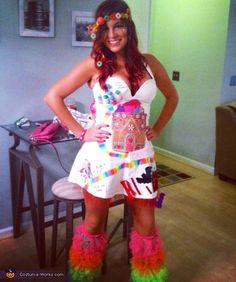 Candy Land - Halloween Costume Contest via @costume_works