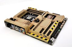 Custom Computer Case, Computer Setup, Gaming Computer, Pc Image, Graffiti Pictures, Computer Projects, Cooler Designs, Mini Itx, Custom Pc