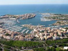 Cap d' Agde, France, Looks like a nice isolated place to vacation. Property France, French Property, French Course, Station Balnéaire, Languedoc Roussillon, Southern France, Excursion, Beaux Villages, Cap D'agde