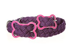 Sailor's Knot Collar, Plum on OneKingsLane.com