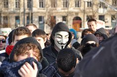 Anonymous _A Face in the Crowd