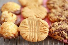3 Ingredient Cookies? It's true and they are soooooo good!