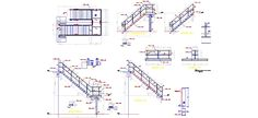Dwg Adı : Çelik u merdiven detayları  İndirme Linki : http://www.dwgindir.com/puansiz/puansiz-2-boyutlu-dwgler/puansiz-detaylar-2-boyutlu-dwgler/celik-merdiven-detaylari.html