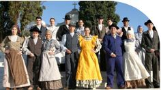 rancho-folclorico ... Note the resemblance of the costumes to late 19th and early 20th century fashions