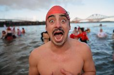 Photos: Worldwide New Year's Day polar plunges.