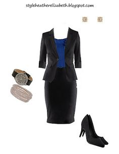Classy Career Outfit (H&M and Forever21)