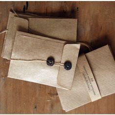 Little Money envelopes