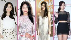 Top 6 Red Carpet Beauties Of K-Pop According To Dispatch