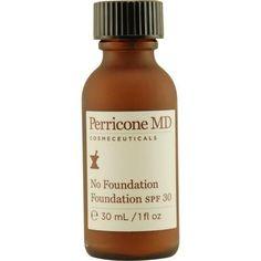 Perricone Md No Foundation Foundation Spf 30 --30ml-1oz By Perricone Md