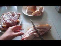Засолка и копчение сала , грудинки . Мой рецепт . Часть 1 - YouTube